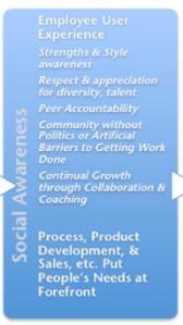 Image of Corporate Emotional Intelligence Model, Social Awareness