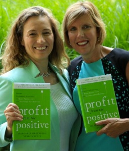 Image of Senia Maymin & Margaret Greenberg, Authors of Profit from The Positive