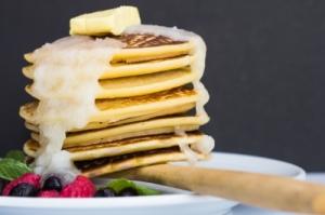 Image of pancakes.